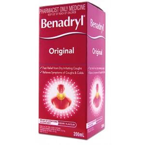 benedryl
